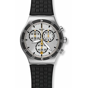 Swatch Uhr YVS420 TECH MODE New Irony Chrono Jump High - 71130