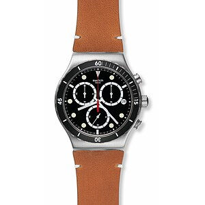 Swatch Uhr YVS424 TECH MODE New Irony Chrono Disorderly