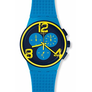 Swatch Uhr SUSS100 SPORT MIXER New Chrono Plastic On Your Mark - 71157