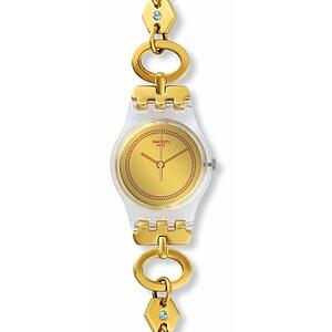 Swatch Uhr LK346G EXOTIC CHARM Original Lady Elefinja