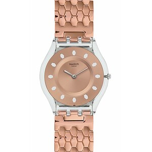 Swatch Uhr SFE100GA EXOTIC CHARM Skin Red Fort - 71386