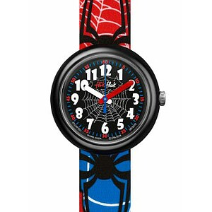 Flik Flak Uhren FLNP021 Kinderuhr Friends & Heroes Boy (5+) Spiderman - 71406