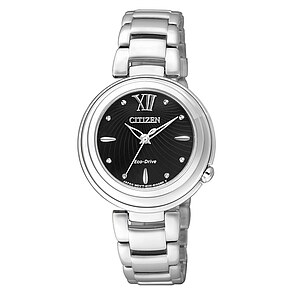 Citizen Uhren EM0331-52E Eco-Drive Damen-Uhr Citizen L - 71414