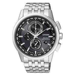 Citizen Uhren AT8110-61E Eco-Drive Radio Controlled Funkuhren Chronograph Elegant - 71439