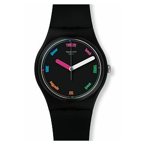 Swatch Uhr GB289 POWER TRACKING Gent The Strapper - 71558