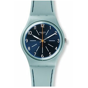 Swatch Uhr GM184 POWER TRACKING Gent Blue Stitches - 71563