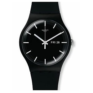 Swatch Uhr SUOB720 POWER TRACKING New Gent Mono Black - 71571