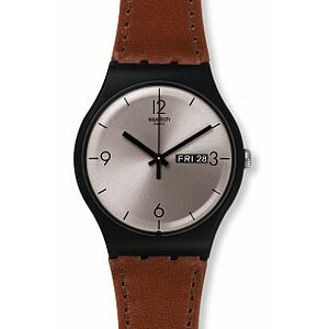 Swatch Uhr SUOB721 POWER TRACKING New Gent Lonely Desert - 71572