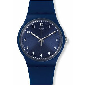 Swatch Uhr SUON116 POWER TRACKING New Gent Mono Blue - 71574