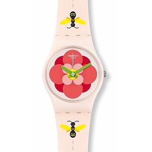 Swatch Uhr LM140 FLORALIA Original Lady Flower Jungle