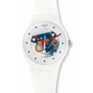Swatch Uhr SUOW129 FLORALIA New Gent Horseshoe