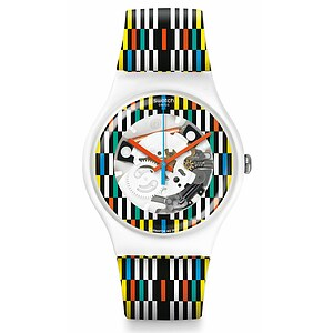 Swatch Uhr SUOW120 AFRICANA New Gent Africamino