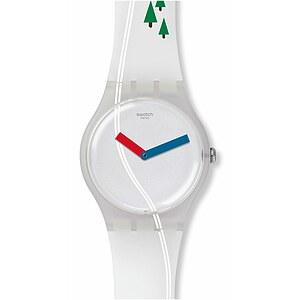 Swatch Uhr SUOW137 GRÜEZI ALL New Gent T'schuss