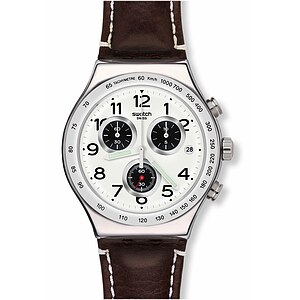 Swatch Uhr YVS432 ARCHI-MIX New Irony Chrono Destination Hamburg - 71817