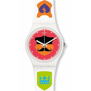 Swatch Uhr GW179 VOICE OF FREEDOM Gent Graphistyle - 71845