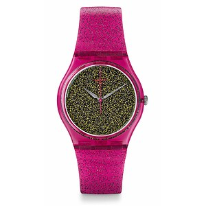 Swatch Uhr GP149 LOOK FAB Gent Nuit Rose - 71923