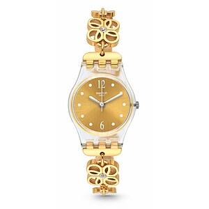 Swatch Uhr LK360G LOOK FAB Original Lady Coup de Fleur