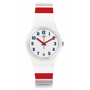Swatch Uhr GW407 A TRAVELER'S DREAM Gent Rosalinie - 71981