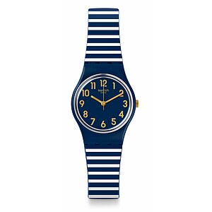 Swatch Uhr LN153 TRAVELER'S DREAM Original Lady Ora d'Aria - 71987