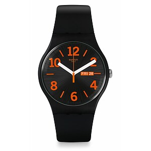 Swatch Uhr SUOB723 A TRAVELER'S DREAM New Gent Orangio - 71988