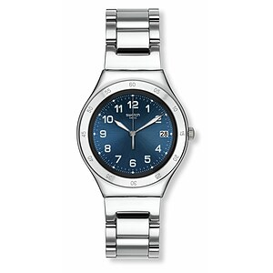 Swatch Uhr YGS474G A TRAVELER'S DREAM Irony Big Blue Pool - 72003