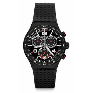 Swatch Uhr YVB404 A TRAVELER'S DREAM New Irony Chrono Destination Shanghai - 72012