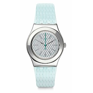 Swatch Uhr YLS193 TIME TO SWATCH Irony Medium Mint Halo - 72030