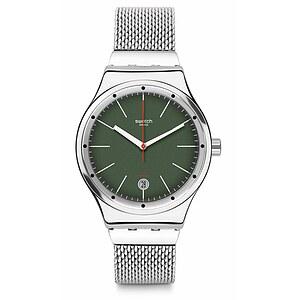 Swatch Uhr YIS407GA SISTEM51 Irony Automatic Sistem Kaki L