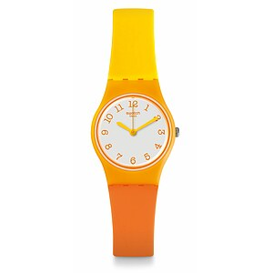Swatch Uhr LO112 ACTION HEROES    Original Lady Beach Dream - 72108