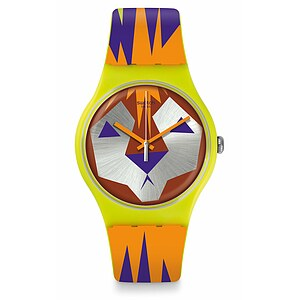 Swatch Uhr SUOJ106 ACTION HEROES New Gent Moofasa - 72115