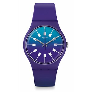 Swatch Uhr SUOV400 ACTION HEROES New Gent Crazy Sky - 72118