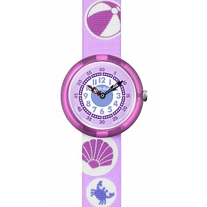 Flik Flak Uhren-Serie FBNP087 A DAY AT THE BEACH Kinderuhr Story Time Girls (3+) Girlie Beach - 72131