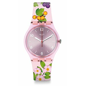 Swatch Uhr GP150 COUNTRYSIDE Gent Merry Berry - 72145