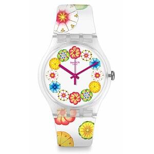 Swatch Uhr SUOK127 COUNTRYSIDE New Gent Kumquat