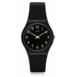 Swatch Uhr GB301 TIME TO SWATCH  Gent Blackway - 72164