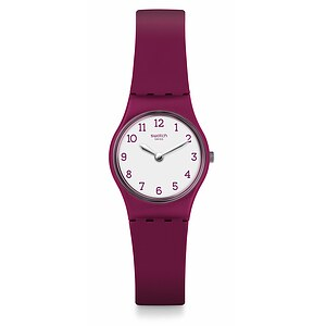 Swatch Uhr LR130 TIME TO SWATCH Original Lady Redbelle - 72169