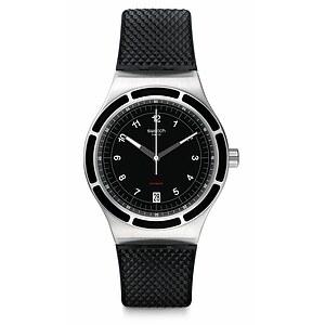 Swatch Uhr YIS413 SISTEM51 Irony Automatic Sistem Dark