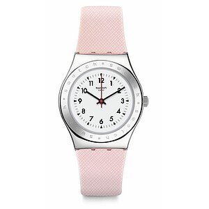 Swatch Uhr YLS200 TIME TO SWATCH  Irony Medium Pink Reflexion - 72181