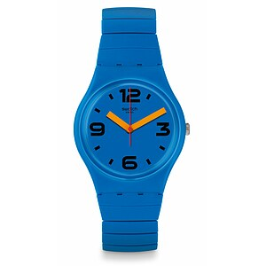 Swatch Uhr GN251A COLOR STUDIO Gent Pepeblu L - 72229