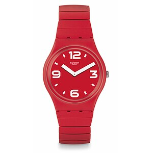 Swatch Uhr GR173A COLOR STUDIO Gent Chili L - 72231