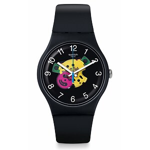 Swatch Uhr SUOB140 COLOR STUDIO New Gent Patchwork - 72241