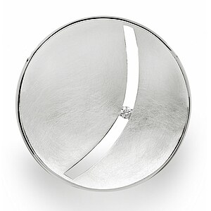 Bastian 12584 Inverun Pendant Silber Anhänger Diamant