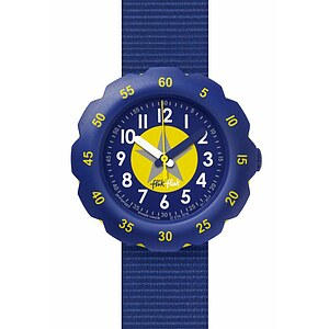 Flik Flak Uhren-Serie FPSP023 SPACE DREAMERS Kinderuhr Power Time Boys (5+) Asteriscus - 72341