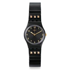 Swatch Uhr LB181A A GALA NIGHT Original Lady Posh N' Flex L