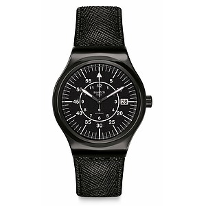 Swatch Uhr YIB400 SISTEM51 Irony Automatic Sistem Slate