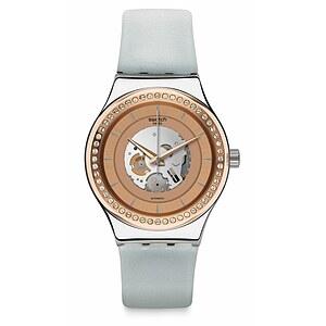 Swatch Uhr YIS415 SISTEM51 Irony Automatic Sistem Polaire