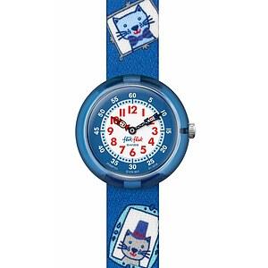 Flik Flak Uhren-Serie FBNP101 C'EST CHIC Kinderuhr Story Time  (3+) Framous Pets