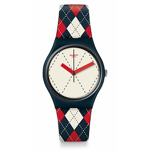 Swatch Uhr GN255 BRIT-IN Gent Socquette - 72383