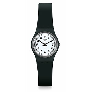 Swatch Uhr LB184 TIME TO SWATCH Original Lady Something Black - 72398