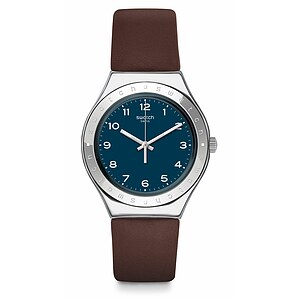 Swatch Uhr YGS139 TIME TO SWATCH Irony Big Tannage - 72406